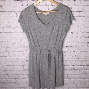 Olive & Oak Swim - Olive & Oak Gray Drawstring Dress